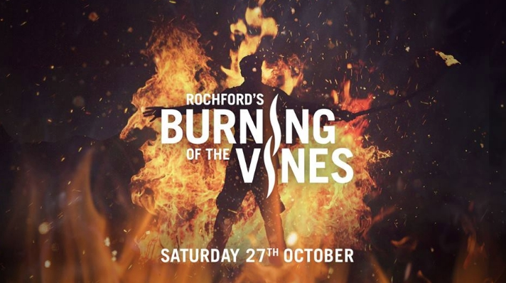 Burning of the Vines