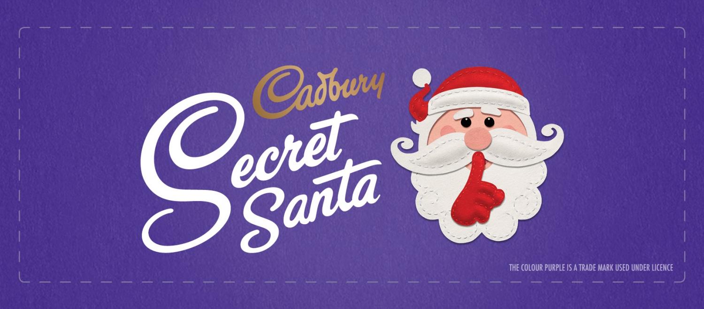 Cadbury Live Santa
