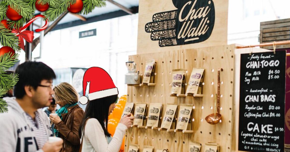 Chai Walli Christmas Market