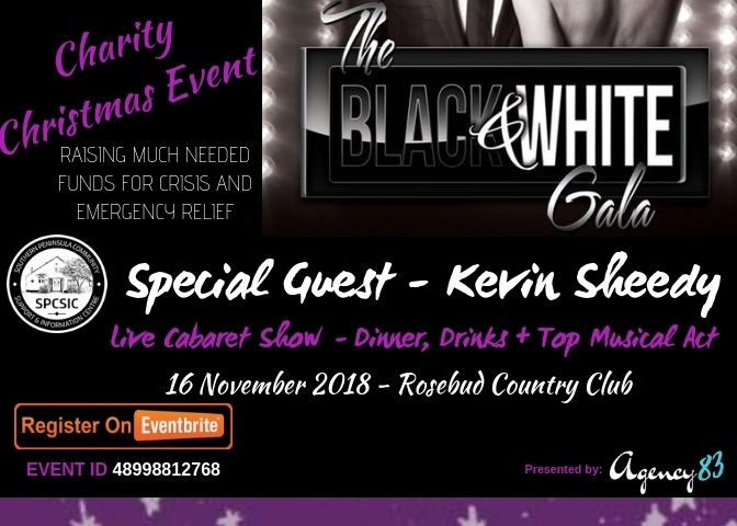 Charity Gala with Kevin Sheedy