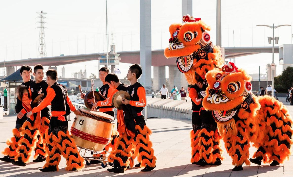 Chinese New Year - Docklands