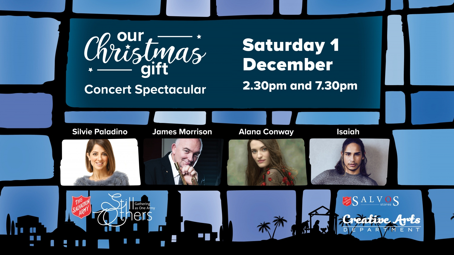 Christmas Gift Concert Spectacular