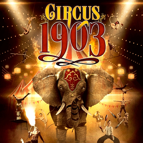 Circus 1903 - Melbourne