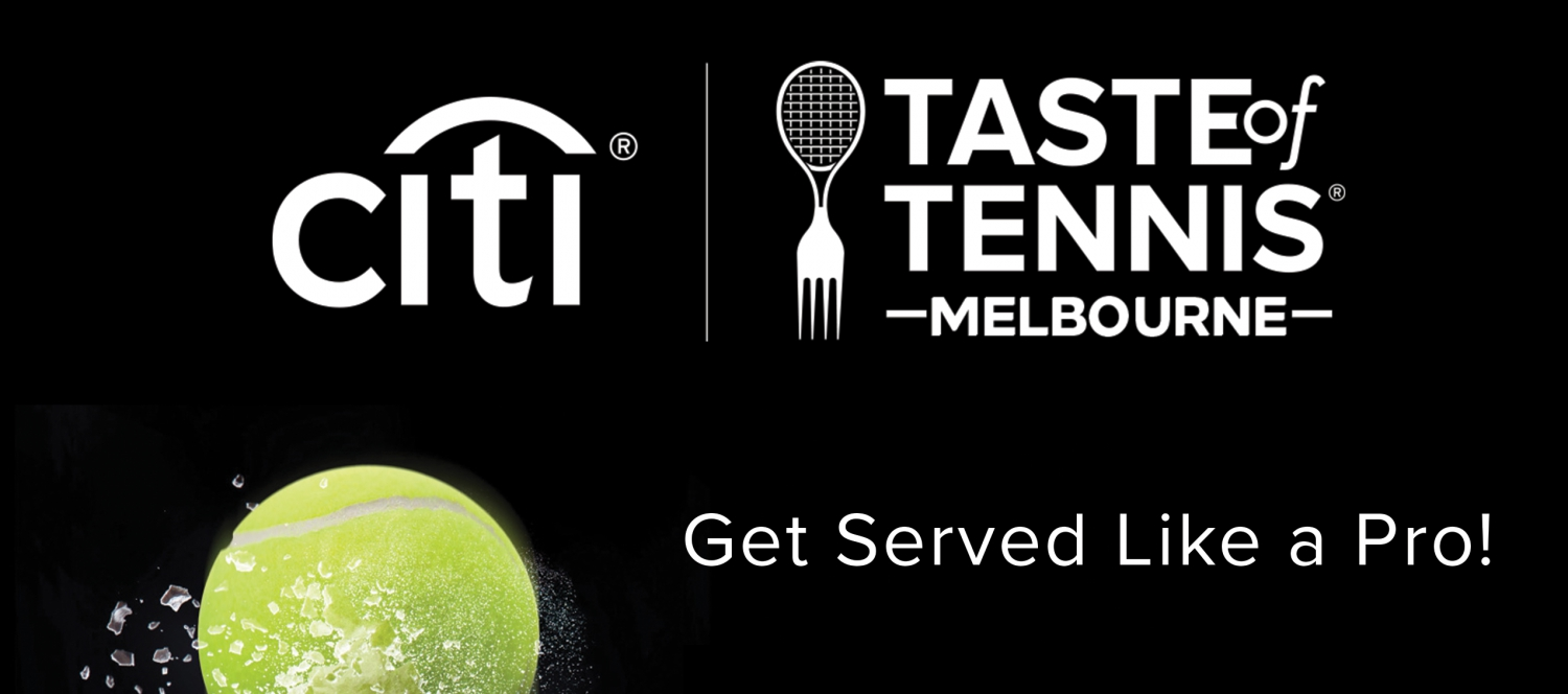Citi Taste of Tennis Exclusive