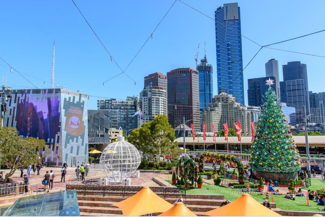 City of Melbourne, Christmas Square
