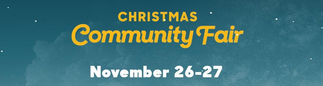 COMMUNITY CHRISTMAS CELEBRATIONS