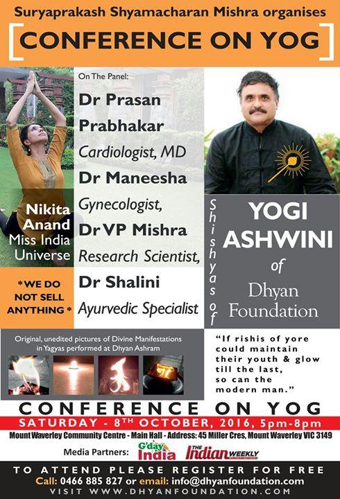 Conference on Yog