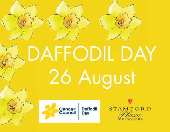 Daffodil Day - Laneway Morning Tea