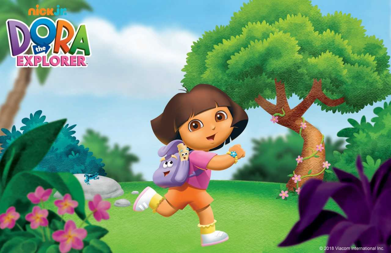 Dora's Dance Party at The District Docklands