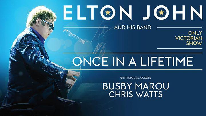 Elton John | Once In A Lifetime