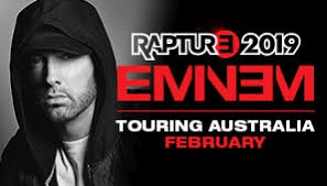 Eminem Concert at the MCG - February 2019