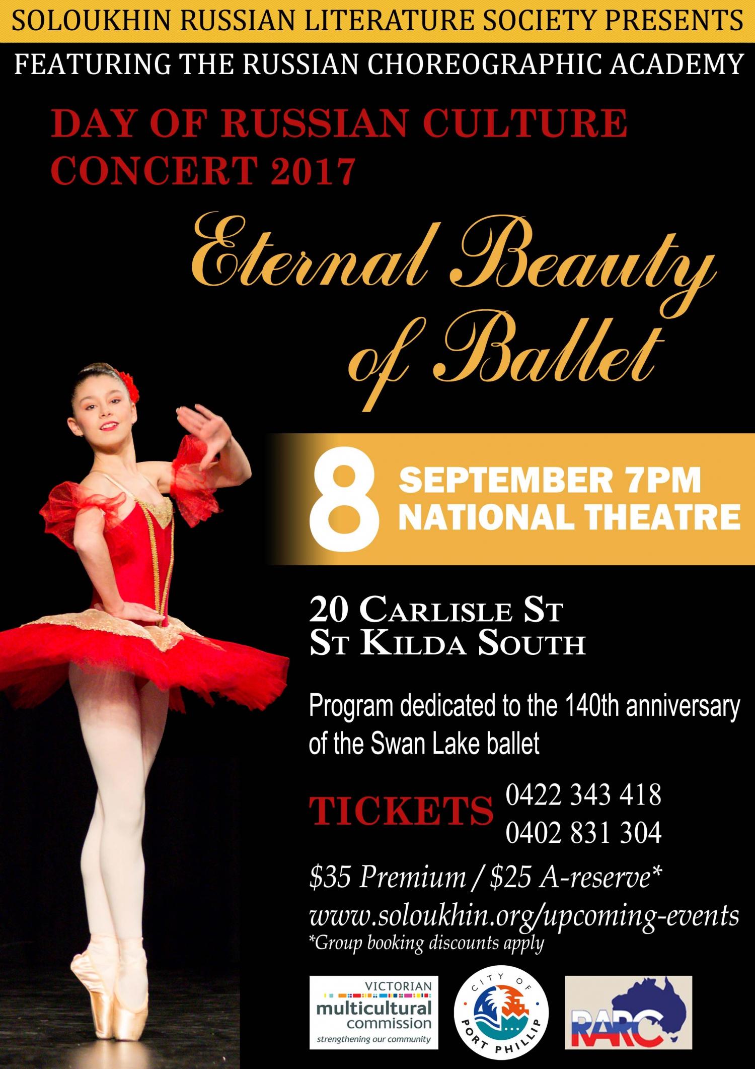 Eternal Beauty of Ballet