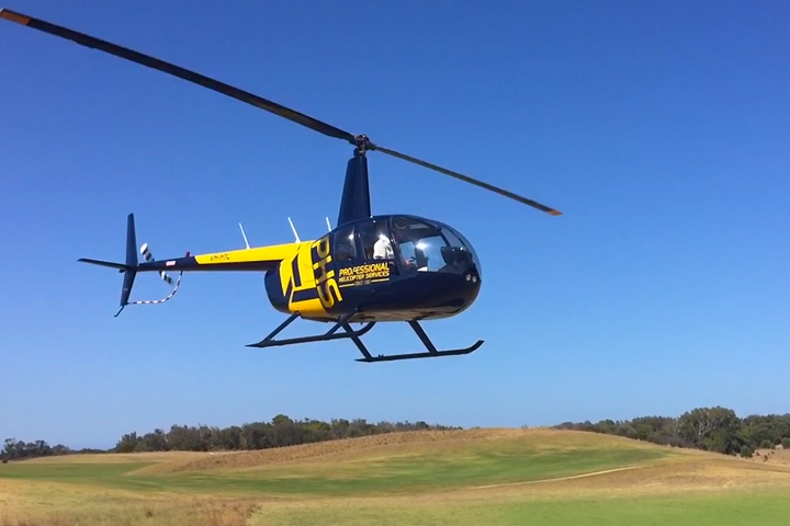 Exclusive Mornington Peninsula Helicopter Golf and Winery Tour