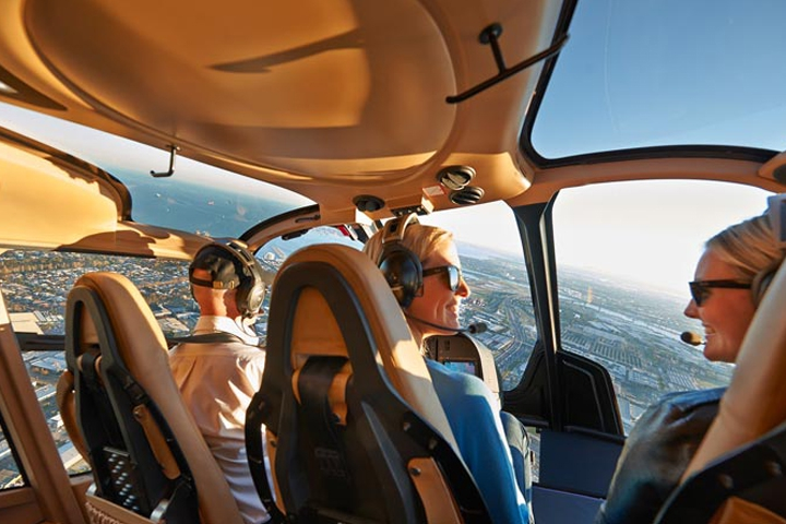 Exclusive Yarra Valley Helicopter Winery Tour
