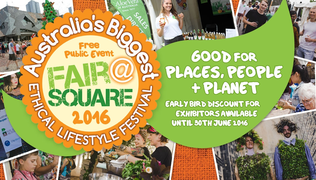 Fair@Square Ethical Lifestyle Festival 2016
