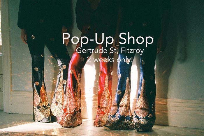 Flare Street's Pop-Up Shop