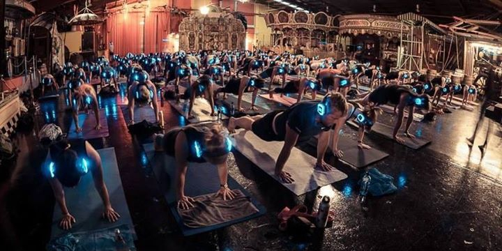 Flow After Dark Yoga Silent Disco