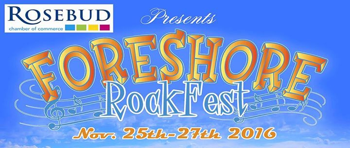 Foreshore Rockfest Event - please share!