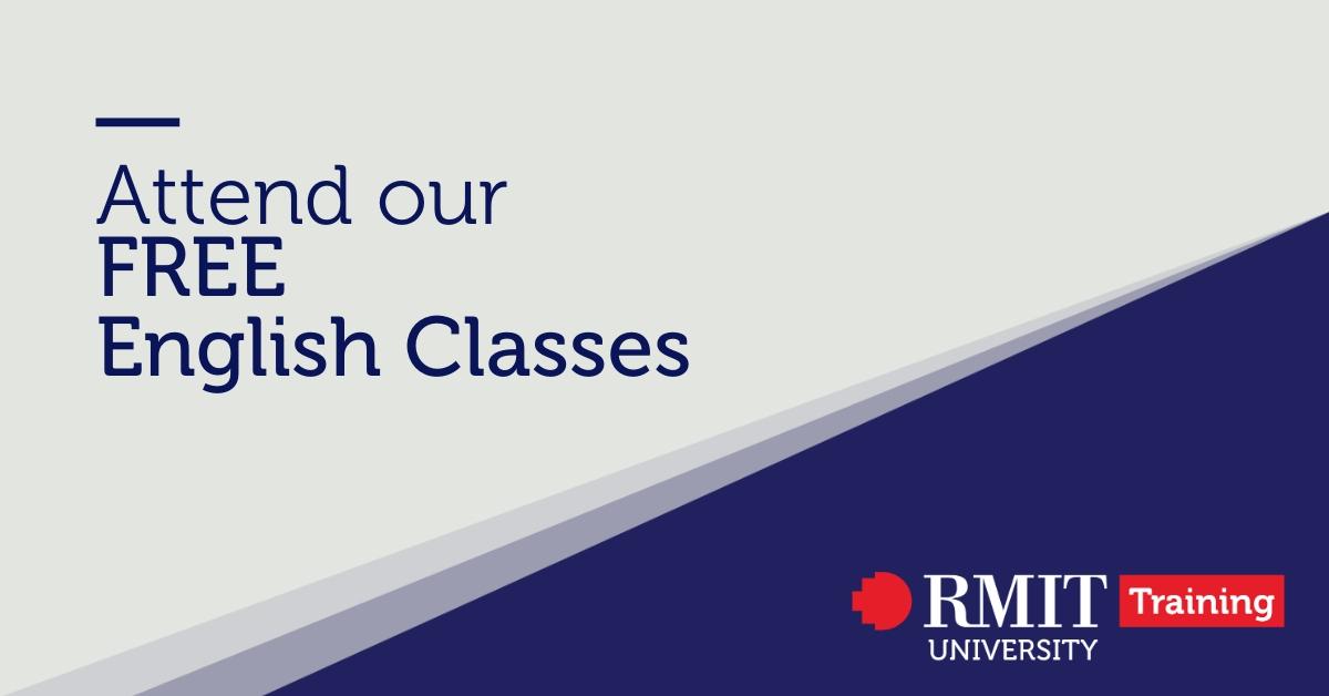 Free English Classes at RMIT