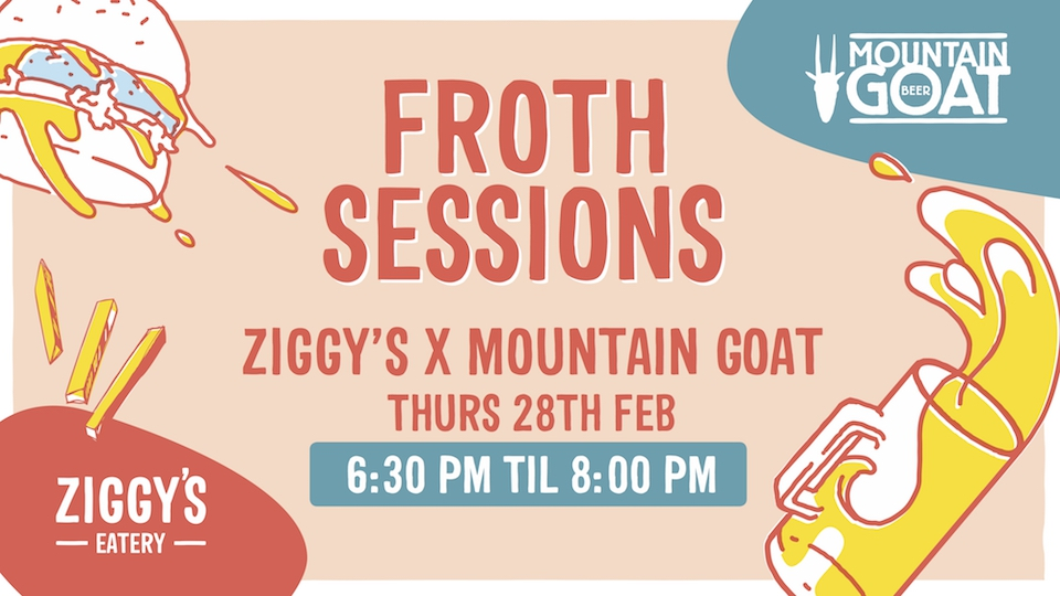 FROTH SESSIONS