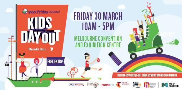 Good Friday Appeal Kids Day Out 2018