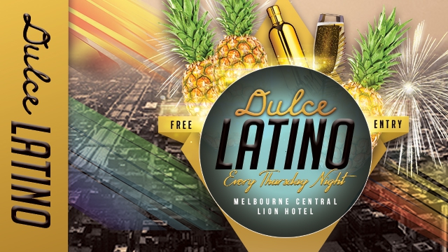 Good Friday EVE - Dulce Latino @ The Lion Hotel