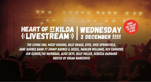 Heart of St Kilda Concert