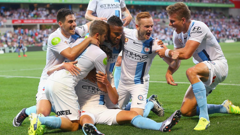 Hyundai A-League Round 22, Melbourne City FC vs Melbourne Victory