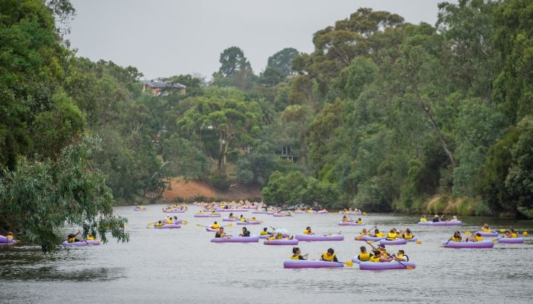 Inflatable Regatta - Yarra 2020