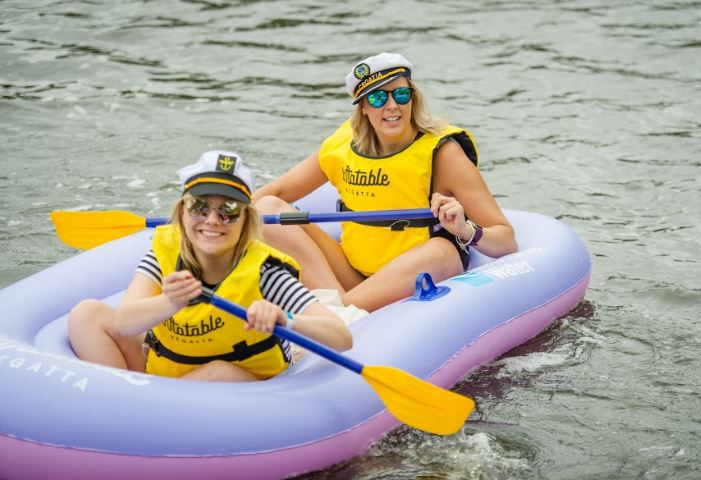 Inflatable Regatta - Yarra 2020