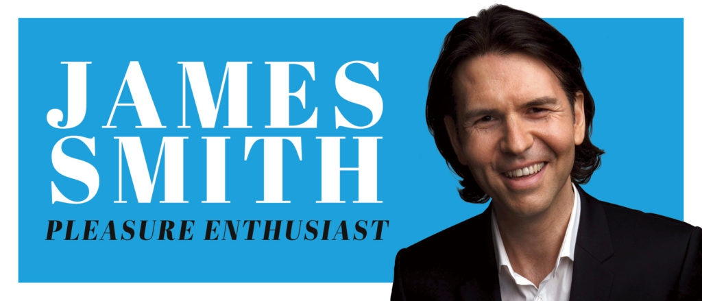 James Smith 'Pleasure Enthusiast' Melbourne Comedy Festival
