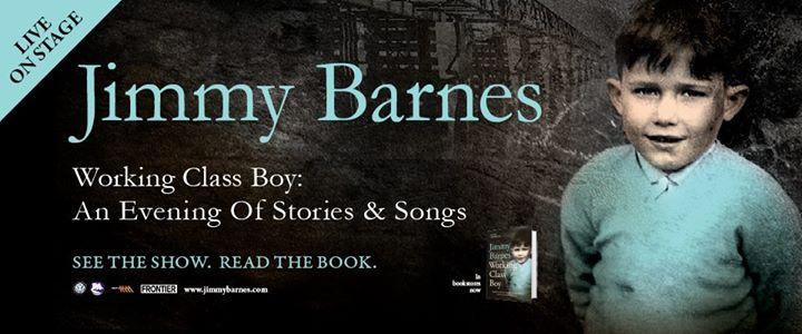 Jimmy Barnes - Working Class Boy