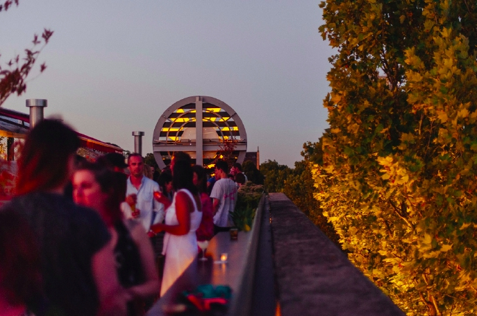 Johnny's Rooftop Festival presented by Peroni