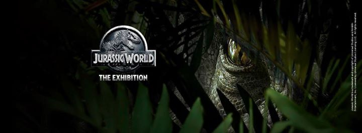 Jurassic World: The Exhibition (March 19 - October 9)
