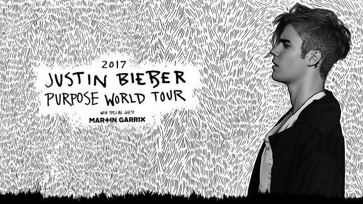 Justin Bieber | Purpose Tour