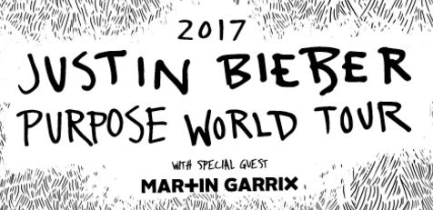 Justin Bieber: Purpose World Tour - Melbourne