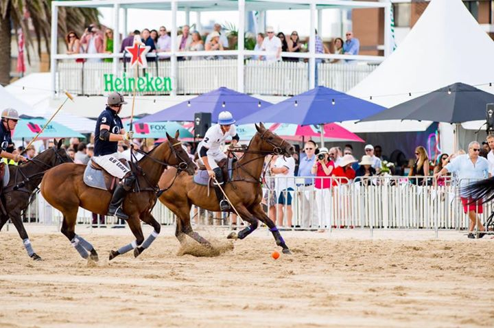 Kennedy Twilight Beach Polo 2018