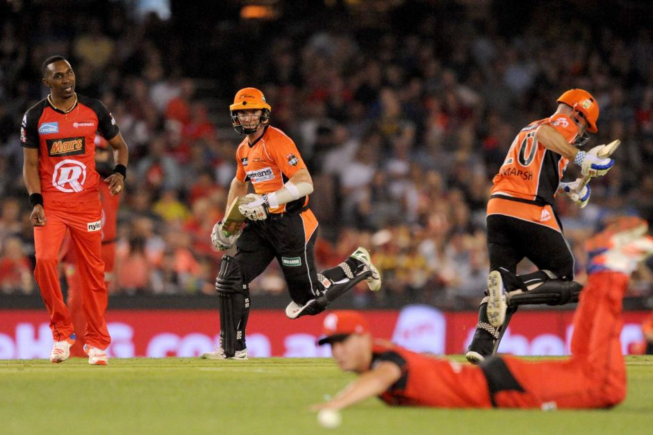 KFC BBL|07 Match 10: Melbourne Renegades vs Perth Scorchers