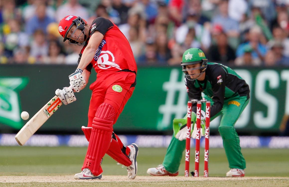 KFC BBL|07 Match 26: Melbourne Renegades vs Melbourne Stars