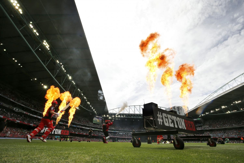 KFC BBL|09 Game 30: Melbourne Renegades vs. Melbourne Stars