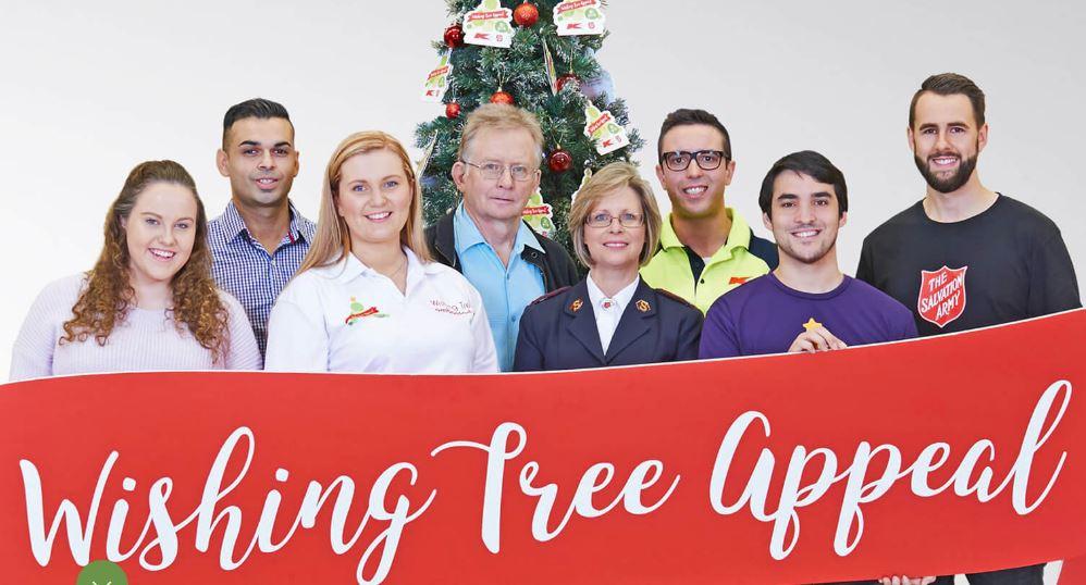 Kmart Wishing Tree Appeal 2017