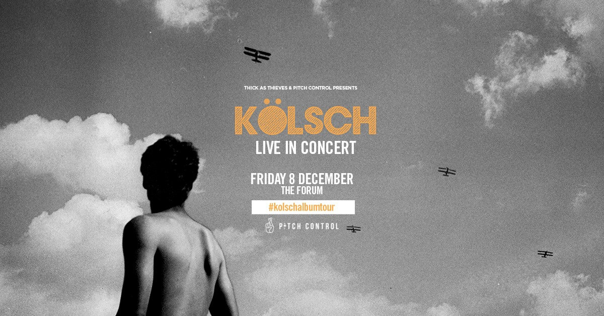 Kölsch Live in Concert - Melbourne