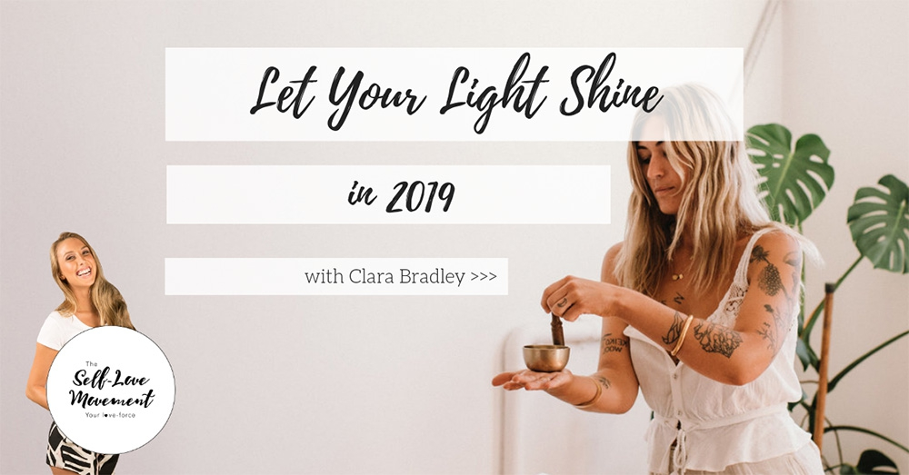 Let Your Light Shine in 2019!