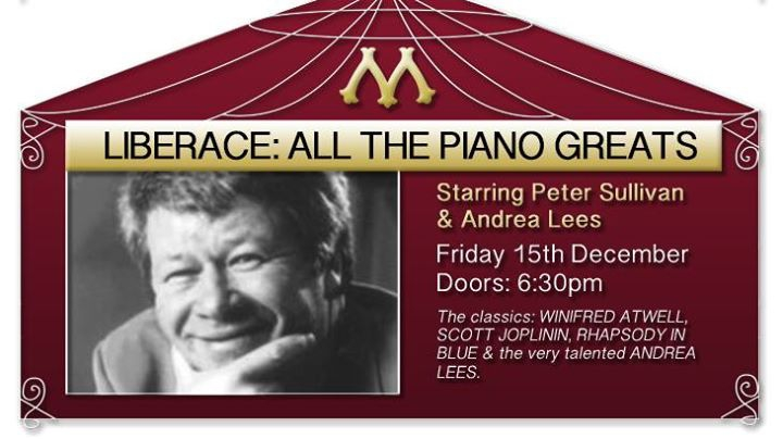 Liberace: All The Piano Greats