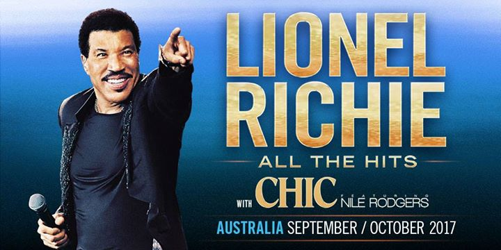 Lionel Richie with special guests CHIC featuring Nile Rodgers