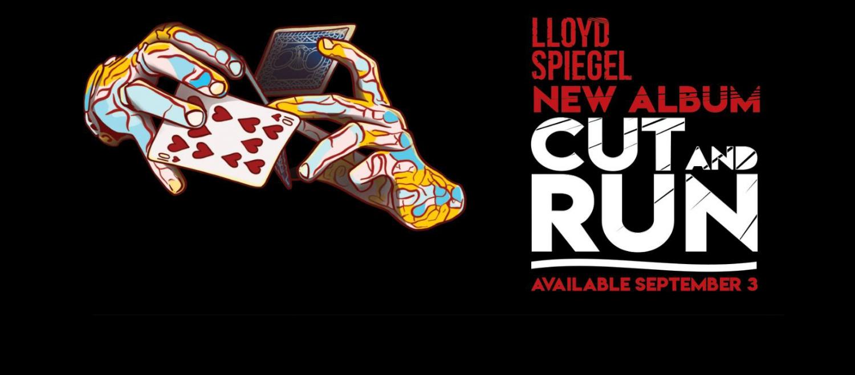 Lloyd Spiegel 'Cut and Run' Tour at Burrinja in Upwey
