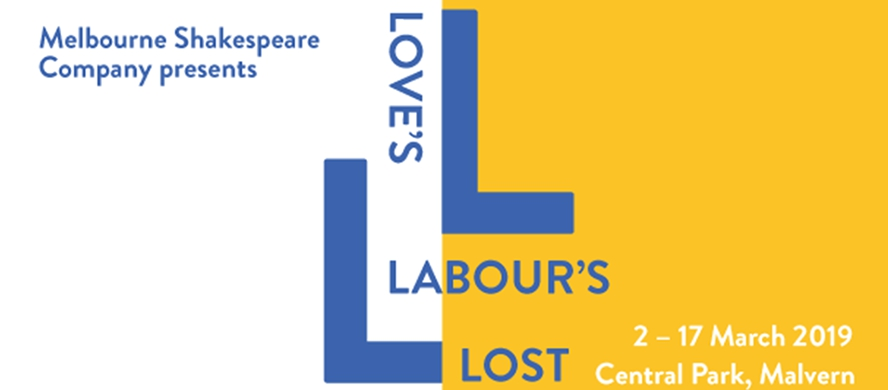 Love's Labour's Lost  by Melbourne Shakespeare Company