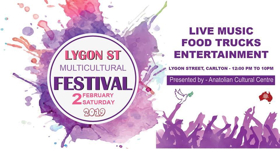 Lygon Street Multicultural Festival 2019