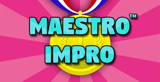 Maestro™ Impro 2019
