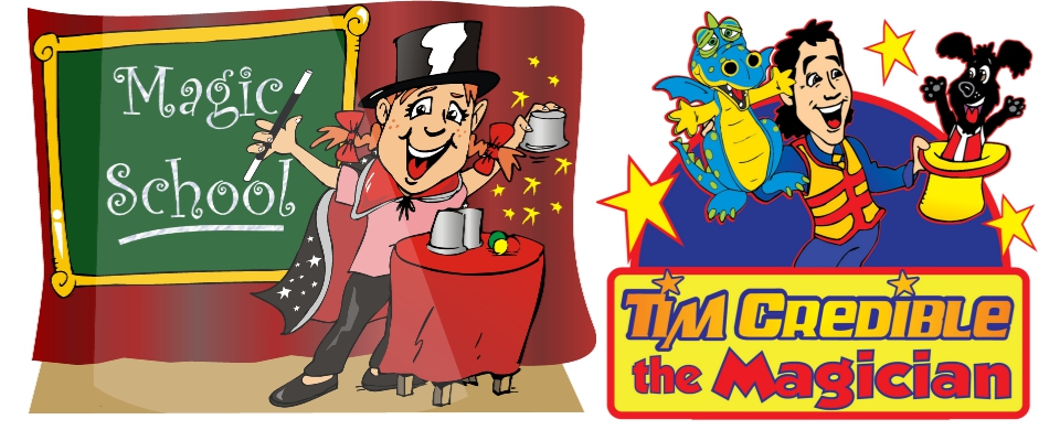 Magic School with Tim Credible the Magician